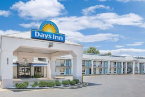 Exterior of Days Inn North Little Rock, Arkansas