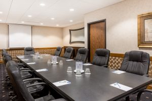 Wyndham Riverfront Little Rock Arkansas meeting room