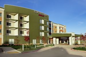 Courtyard Marriott North Little Rock exterior
