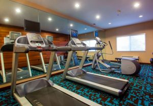 Fairfield Inn North Little Rock, Arkansas fitness center