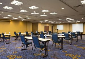 Courtyard Marriott North Little Rock - meeting room
