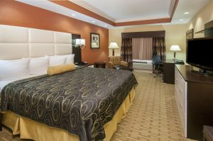 Best Western JFK North Little Rock Arkansas king room