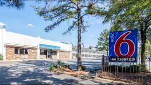 Motel 6 North Little Rock, Arkansas exterior