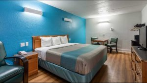 Motel 6 North Little Rock, Arkansas single room