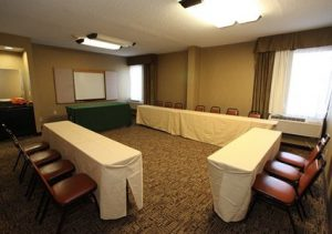Quality Inn & Suites North Little Rock, Arkansas, meeting room