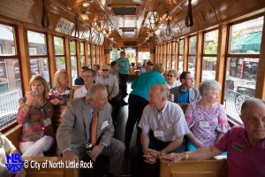 Rock Region METRO Streetcar group