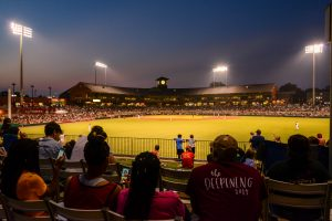 Dickey-Stephens Park - Arkansas Travelers - Casey Crocker