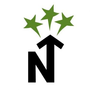 NLRCVB N logo