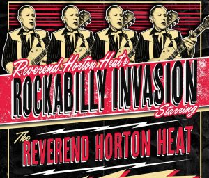 Reverend Horton Heat at Four Quarter Bar NLR