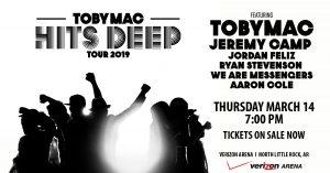 TobyMac Hits Deep Tour Verizon Arena
