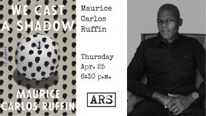 Maurice Carlos Ruffin at Argenta Reading Series