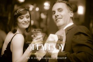 Speakeasy Party for ALS