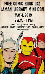 Free Comic Book Day 2019