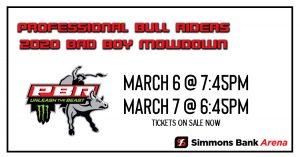 Professional Bull Riders 2020